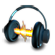 GetRadio logo. Online radio recording software